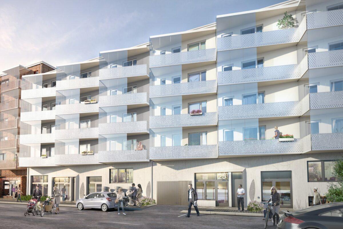 vita moderna bostäder
